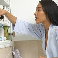 Medicine Cabinet Cleaning